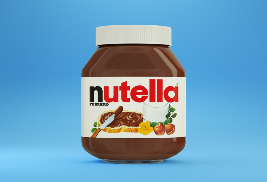 Rubbing Nutella On My Nipples For Donations